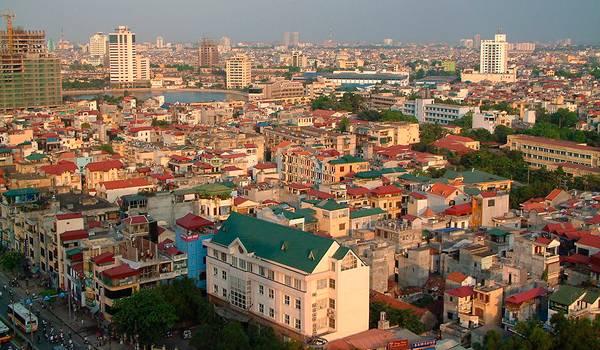 Панорама Хошимина