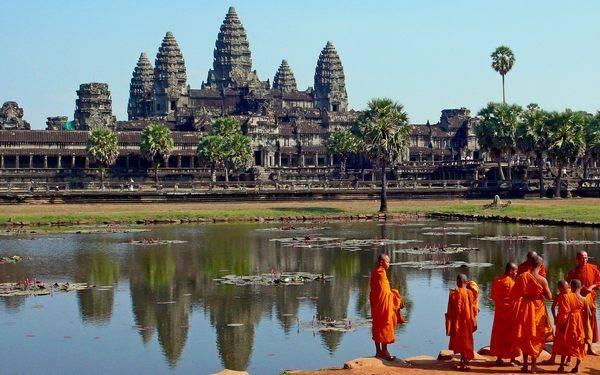 Удивительная архитектура древних - храм