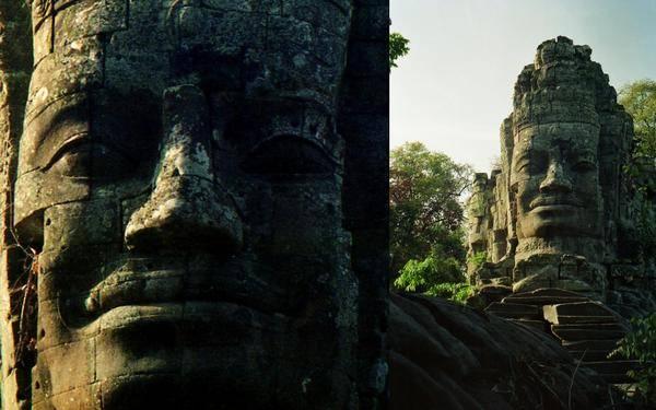 Храм Ангкор-Тома