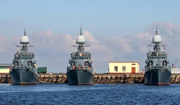 Кронштадт – знаменитая морская колыбель России