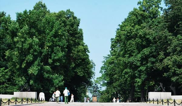 Петровский парк – идеальное место для отдыха духа