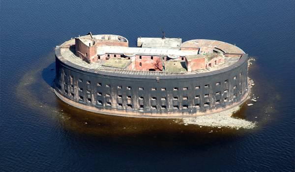 Очень известный по всей России форт Александр I