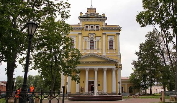Исторический музей в Кронштадте