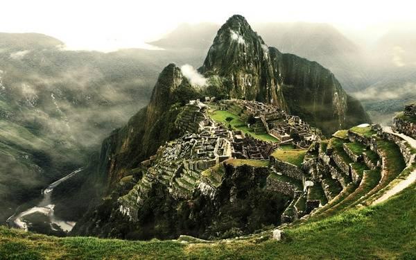 Неприступный город Мачу-Пикчу