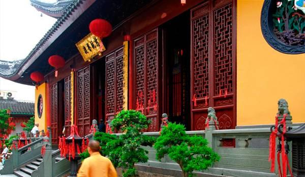 Красный и желтый – традиционные цвета Китая