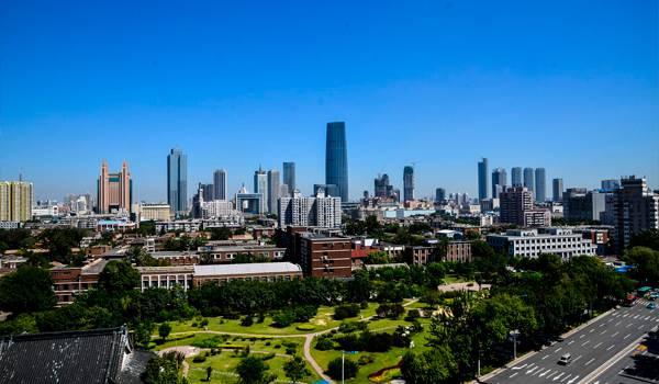 Практически все жители Шанхая хотя бы раз были в Heping Park
