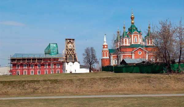 Брусенский мужской монастырь