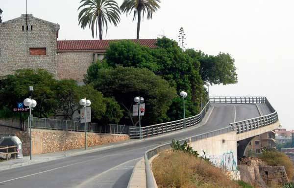 """Частичка """"Балкона Средиземноморья"""" в Таррагоне"""