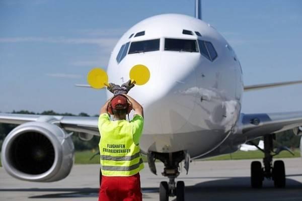 Запрет на полеты в Турцию