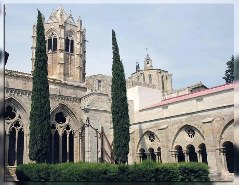 Монастырь Вальбона дэ лэс Монжес