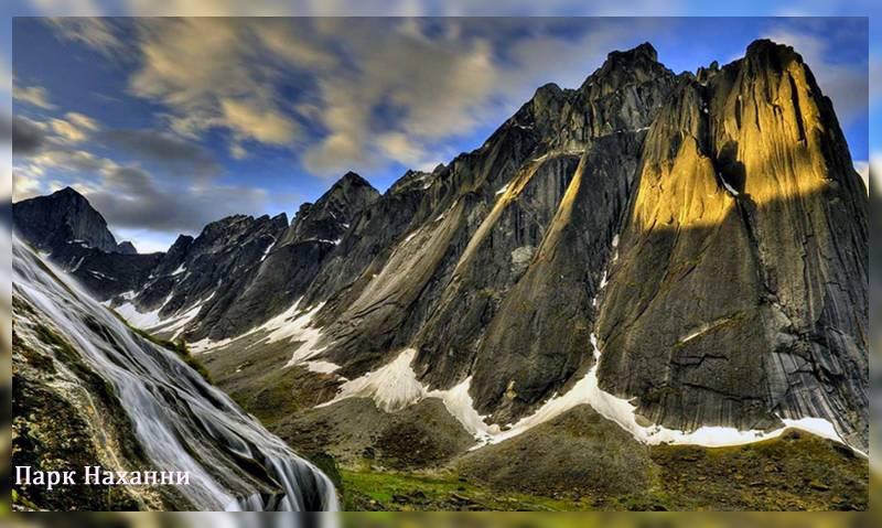 Национальный парк Наханни