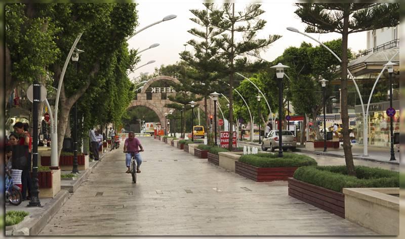 Улица Белека