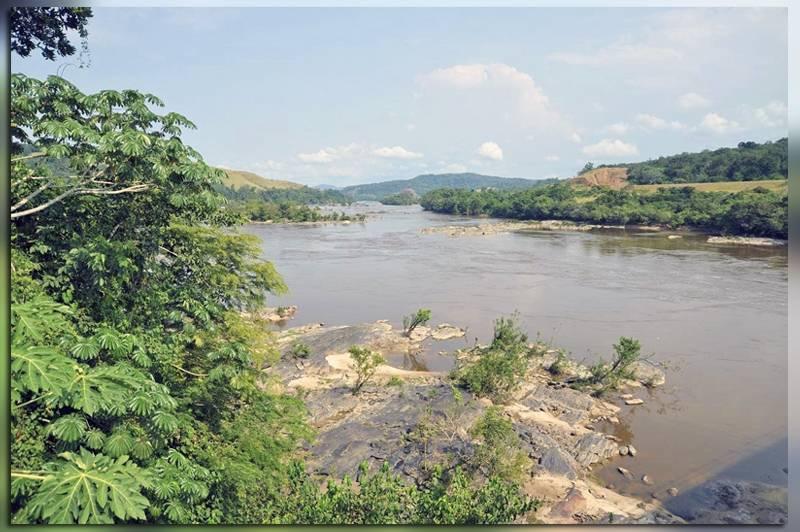 Река Огове - тоже достопримечательности, Габон