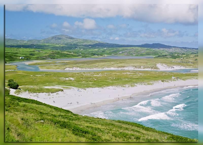 Пляж Barleycove