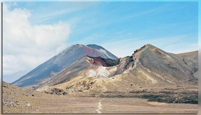 Вулкан Тонгариро