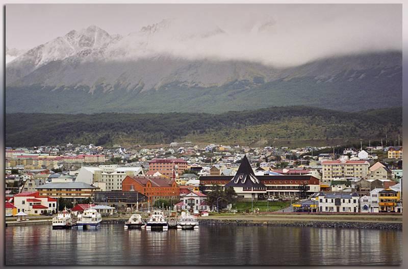 Ушуая – самый южный город мира