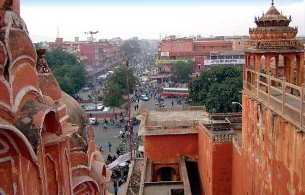 Джайпур в Золотом треугольнике