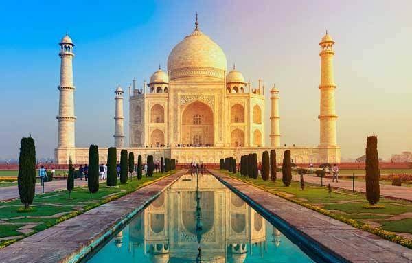 Золотой треугольник Индии - Тадж Махал