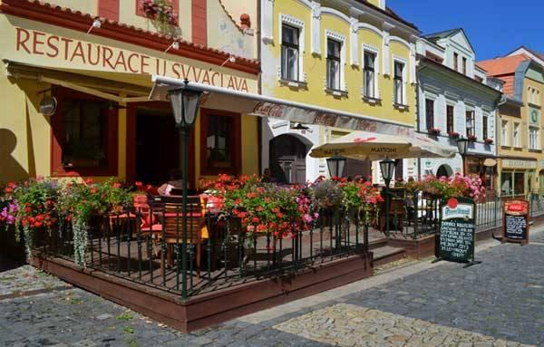 Улица Мельника, Чехия