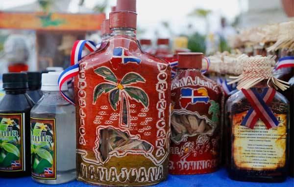 Доминиканский местный напиток
