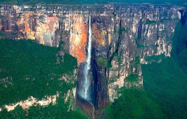 ВодопадАнхель