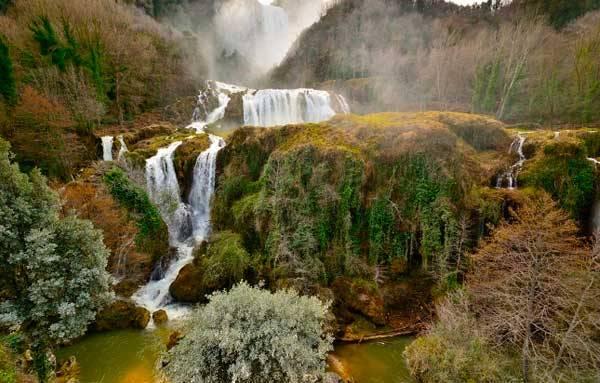 Самый старый водопад