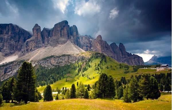 Доломитовые Альпы в Италии