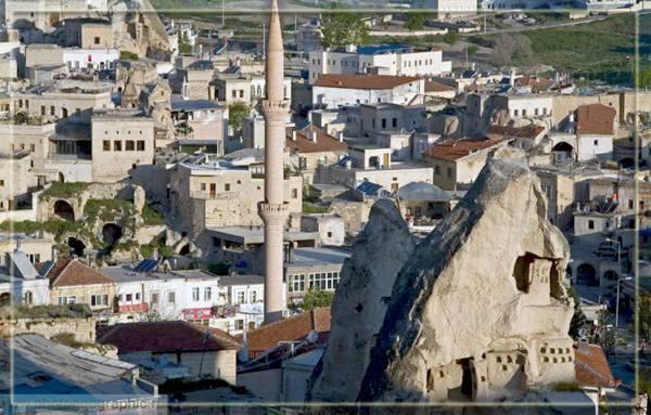Гёреме в Турции