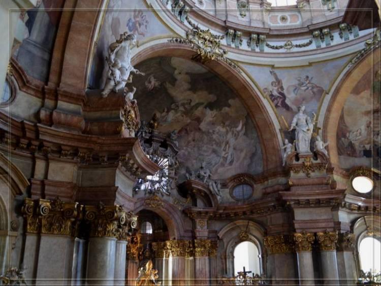 Убранство собора святого Николая