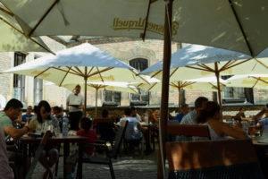 Кафе в Пражском Граде