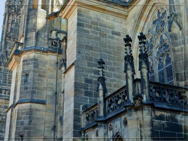 Архитектурные элементы собора