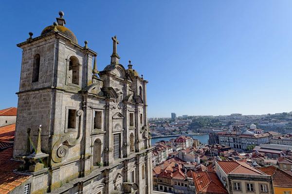 Панорама Португалии