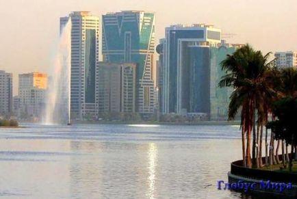 Шарджа — романтическое побережье Арабских Эмиратов