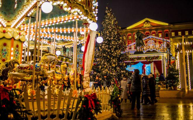 Какие мероприятия будут проводиться на Старый Новый год в Москве 2020