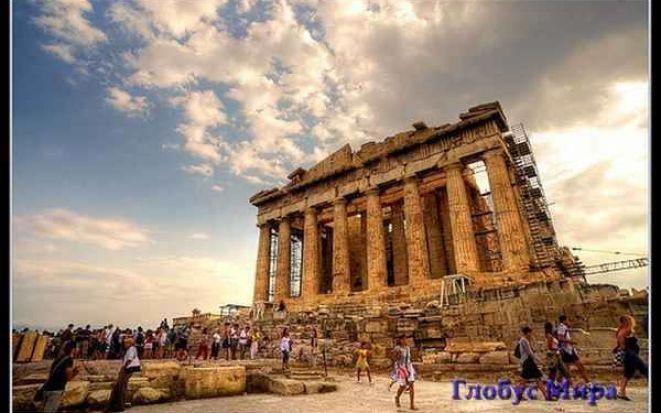 Афины и Дельфы: живая история под небом Греции