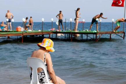 Турцию закрыли для туристов в 2021 году