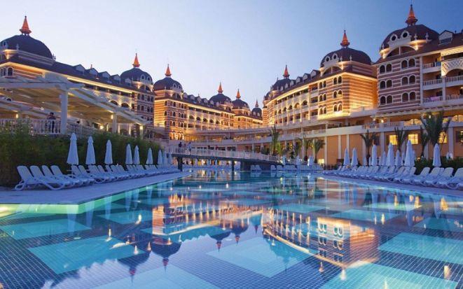 Лучшие отели Турции 5 звезд с «ультра все включено»: рейтинг