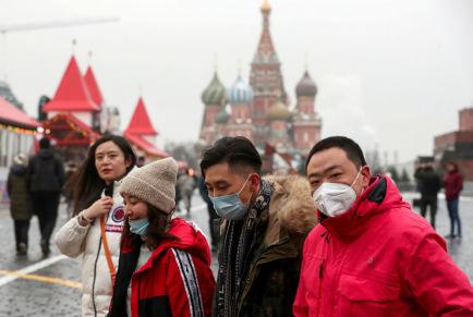 Коронавирусная инфекция в Москве 2020