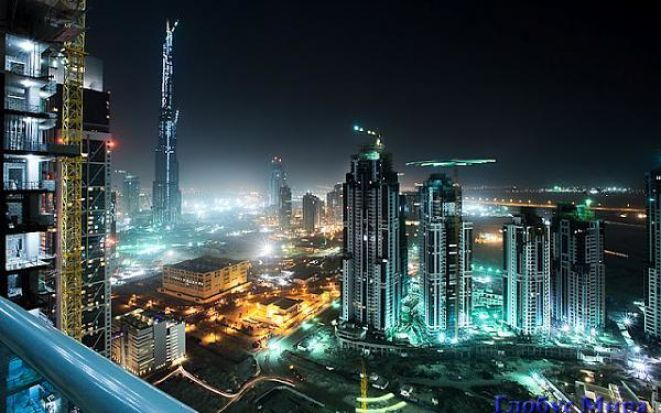 Дубай: город самых высоких небоскребов