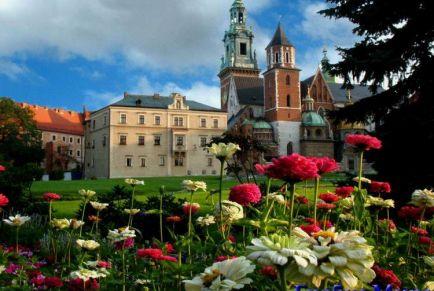 Винтажная шкатулка с драгоценностями Польши