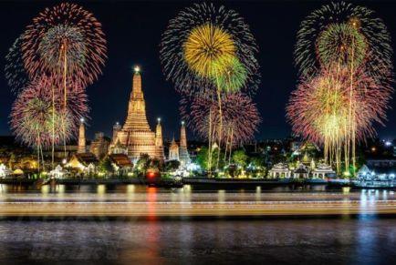 Когда будет Китайский новый год 2019 в Тайланде