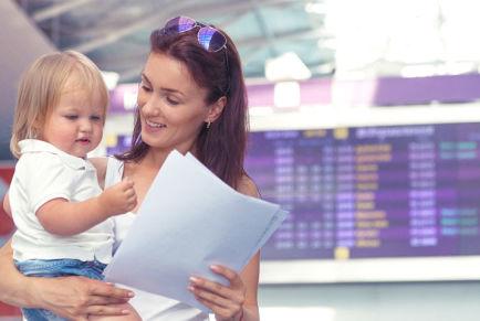 Нужно ли разрешение на выезд ребенка от второго родителя в Турцию