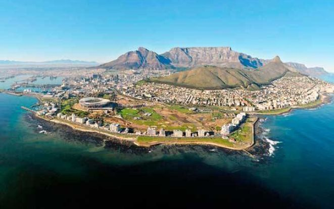 Капские горы: чудеса Южной Африки