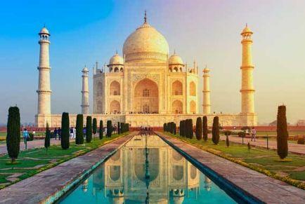 Великолепие и нищета Индии: путешествие по золотому треугольнику