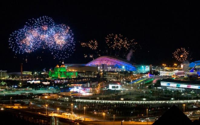Где встретить Новый год в Адлере 2020