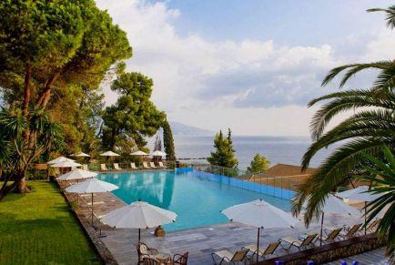 Курорты и достопримечательности острова Корфу