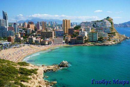 Аликанте – сияющий тысячеликий город