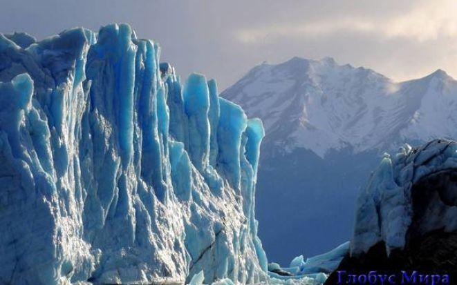 Аргентина: водопады, ледники и мраморные пещеры
