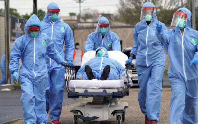 Коронавирусная инфекция в Испании 2020