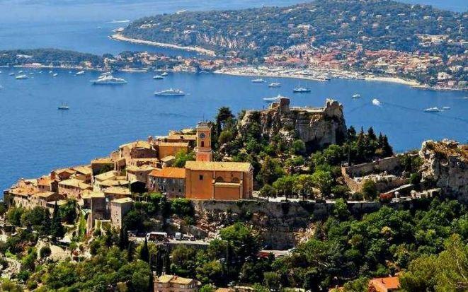 Княжество Монако: торжество цивилизации на пятачке Средиземноморья